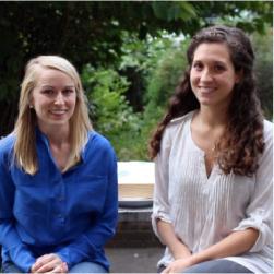 Taylor Buonocore & Mollie Khine: Founders
