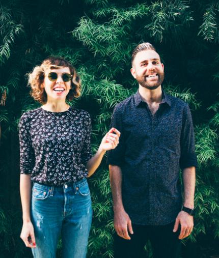 Emily Wilkinson & Sam Mazzeo: Founders