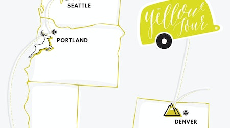 6 Pop-Up Yellow Conferences over 6 Weeks: Join Us in Your City on Our West Coast Tour!