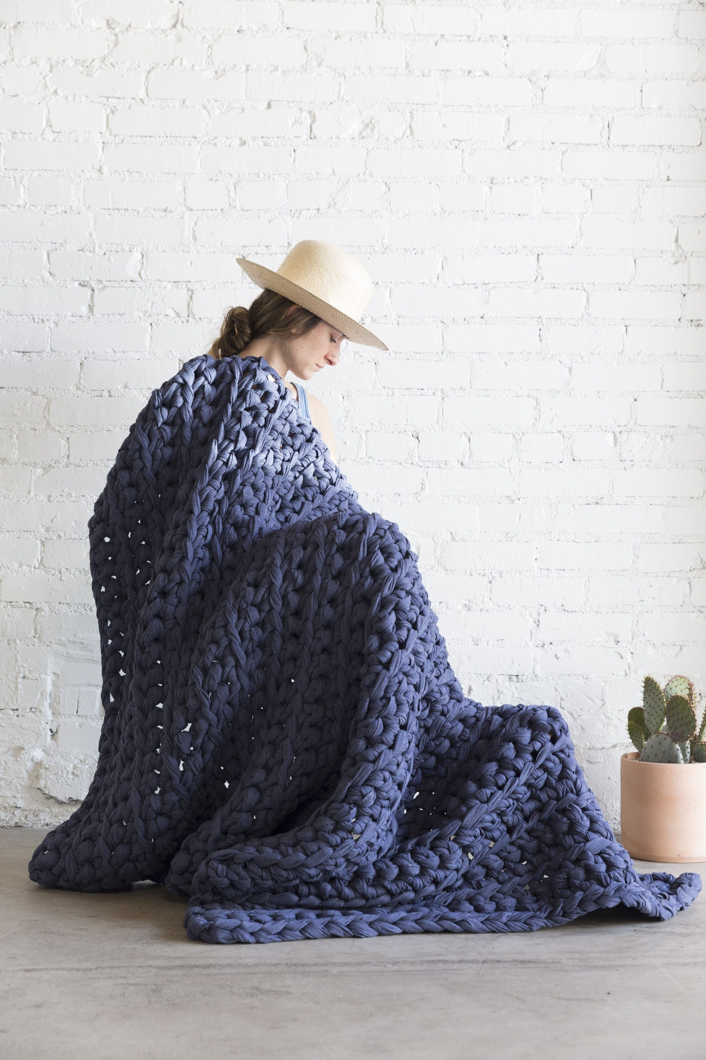 Why Everyone Needs A Weighted Blanket Our Interview With Sheltered Co Yellow Co
