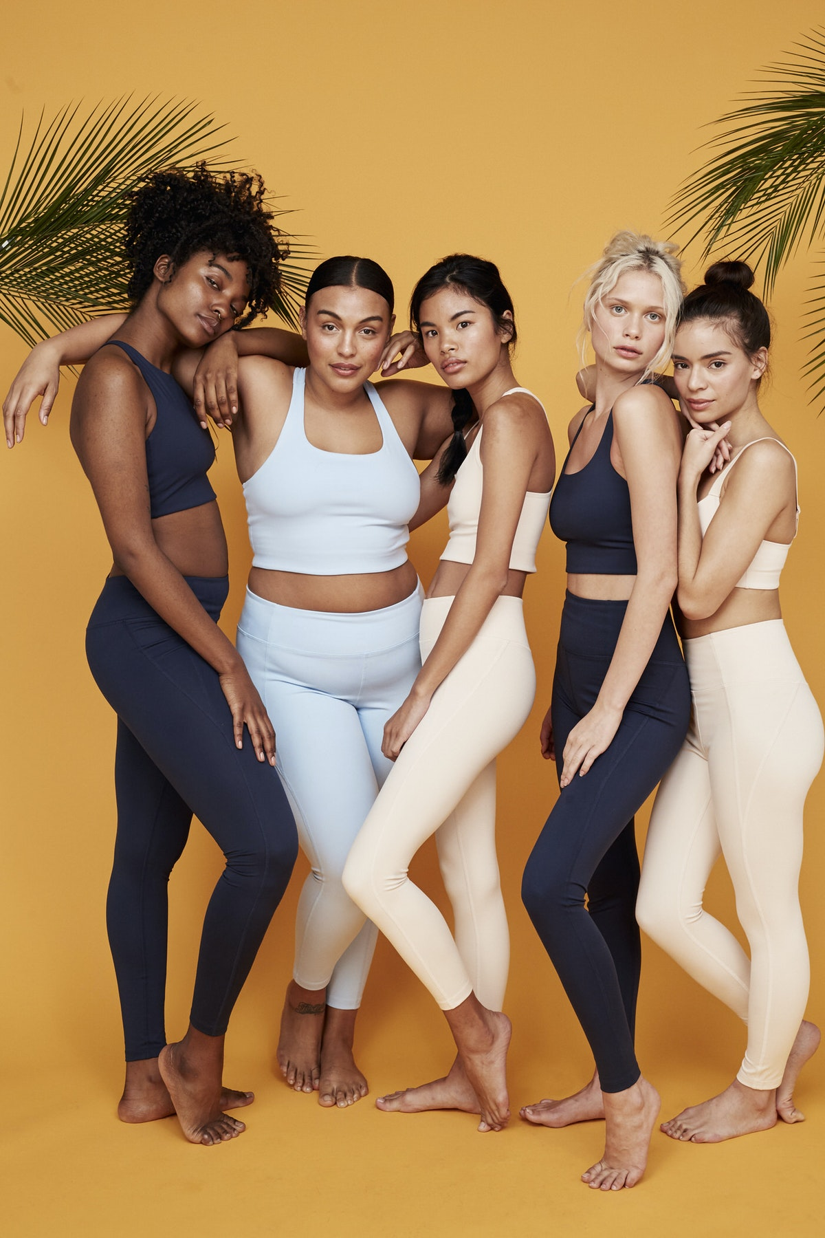 0497b77e32 As if ethically manufactured, sustainable, eco-friendly activewear made  from recycled water bottles wasn't enough, Girlfriend Collective has  elevated all ...