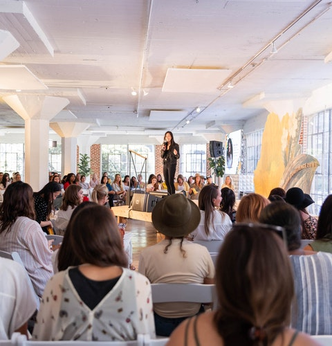 Why Aligning Who You Are with Your Work Is What the World Needs: My Time at Yellow Conference 2019